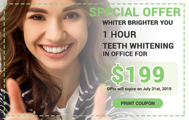 Dental Teeth Whitening offer in Mississauga, Ontario area