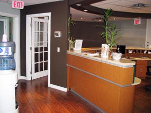 Huron Dental Centre Exit