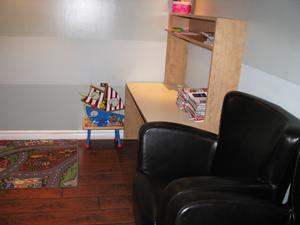 Huron Dental Centre Waiting Area
