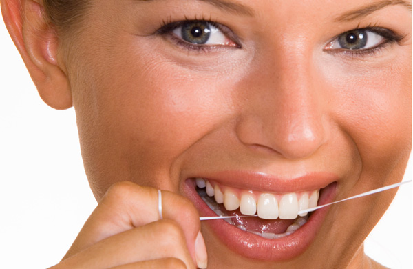 Flossing Time